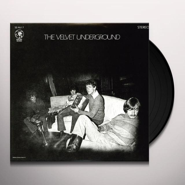 VELVET UNDERGROUND (COUCH COVER COLORED VINYL) Vinyl Record
