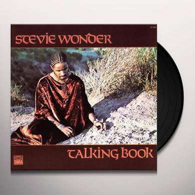 Stevie Wonder TALKING BOOK Vinyl Record