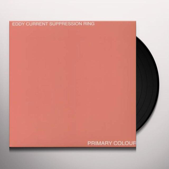 Eddy Current Suppression Ring PRIMARY COLOURS Vinyl Record
