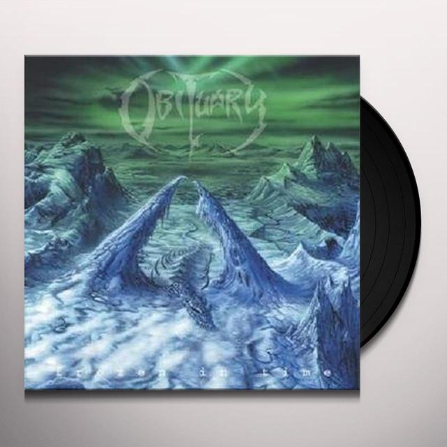 Obituary FROZEN IN TIME Vinyl Record