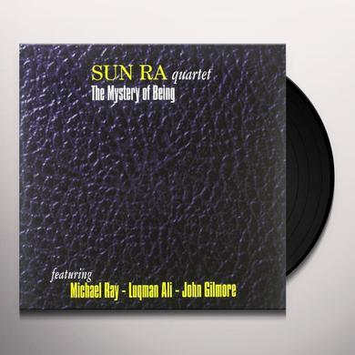 Sun Ra Quartet MYSTERY OF BEING Vinyl Record