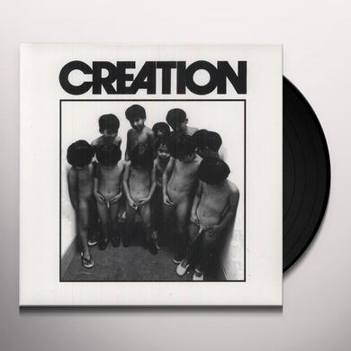 CREATION Vinyl Record