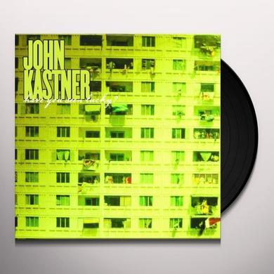 John Kastner HAVE YOU SEEN LUCKY Vinyl Record