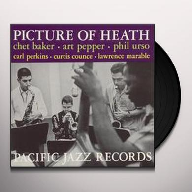 Baker / Pepper PICTURE OF HEATH Vinyl Record