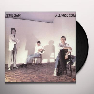 The Jam ALL MOD CONS Vinyl Record