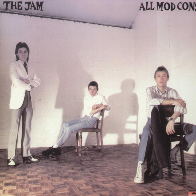 The Jam ALL MOD CONS Vinyl Record