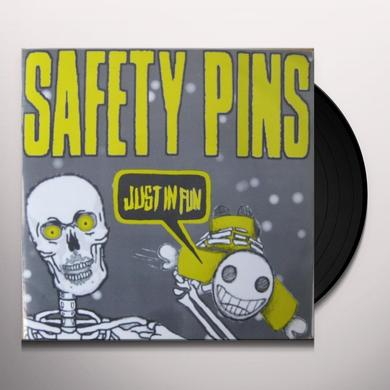 Safety Pins JUST IN FUN Vinyl Record