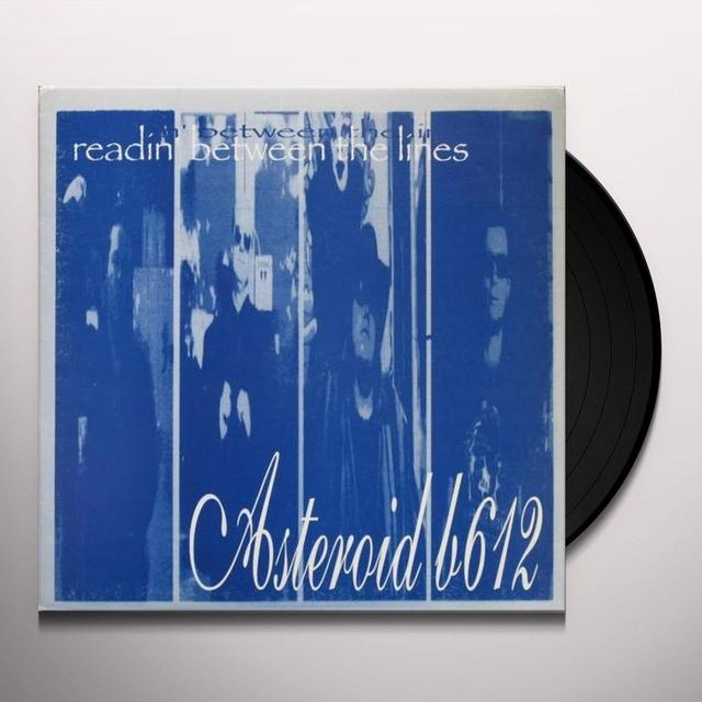 Asteroid B-612 READIN BETWEEN THE LINES Vinyl Record