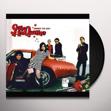 Suzy & Los Quattro READY TO GO Vinyl Record