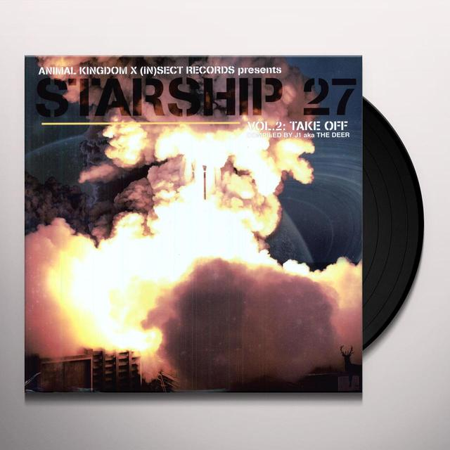 Starship 27 TAKE OFF 2 Vinyl Record