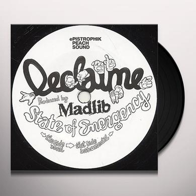 Declaime STATE OF EMERGENCY Vinyl Record