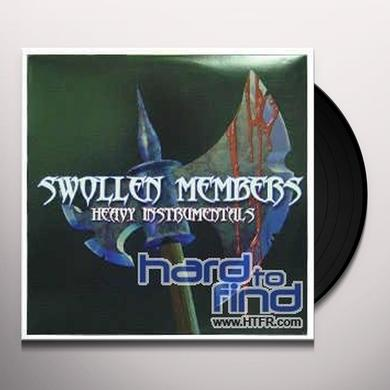 Swollen Members HEAVY INSTR Vinyl Record