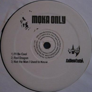 Moka Only I'LL BE COOL Vinyl Record