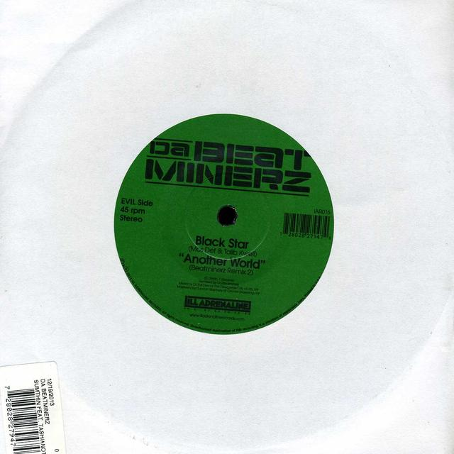Da Beatminerz SUMTHIN / ANOTHER WORLD Vinyl Record
