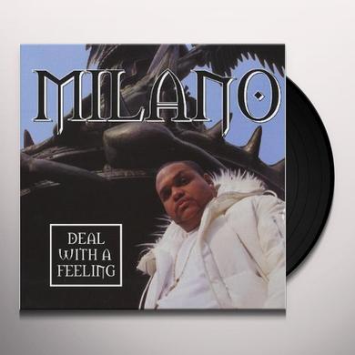 Milano DEAL / A FEELING Vinyl Record