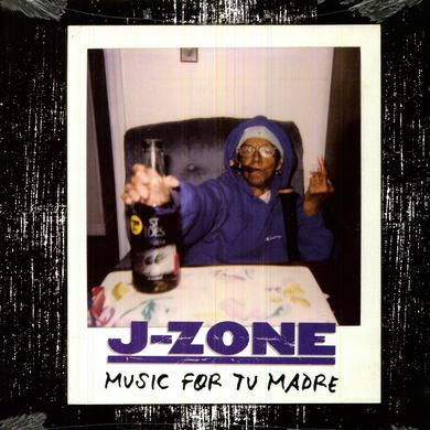 J-Zone ZONE PRESENTS MUSIC TU MAD Vinyl Record