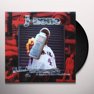J-Zone SLAP Vinyl Record