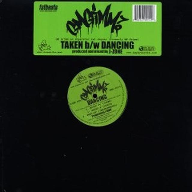 Gm Grimm TAKEN Vinyl Record