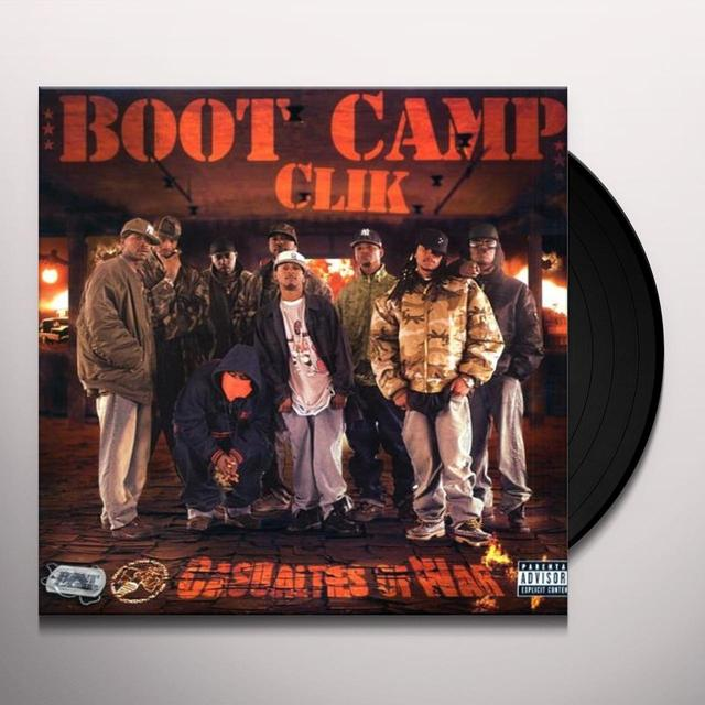 Boot Camp Clik CASUALTIES Vinyl Record