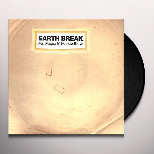 Mr. Magic & Pookie EARTH BREAK Vinyl Record