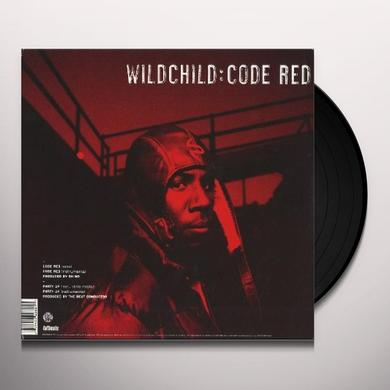 Wild Child CODE RED Vinyl Record