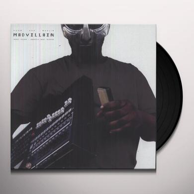 Madvillain MONEY FOLDER Vinyl Record