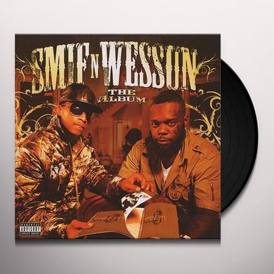 Smif N Wessun ALBUM Vinyl Record