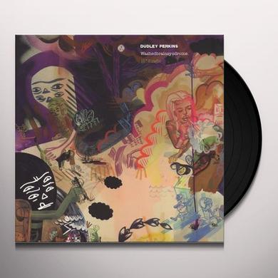 Dudley Perkins WASHEDBRAIN Vinyl Record