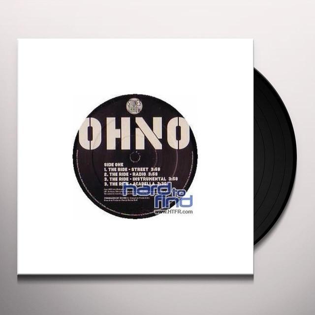 Oh No RIDE Vinyl Record