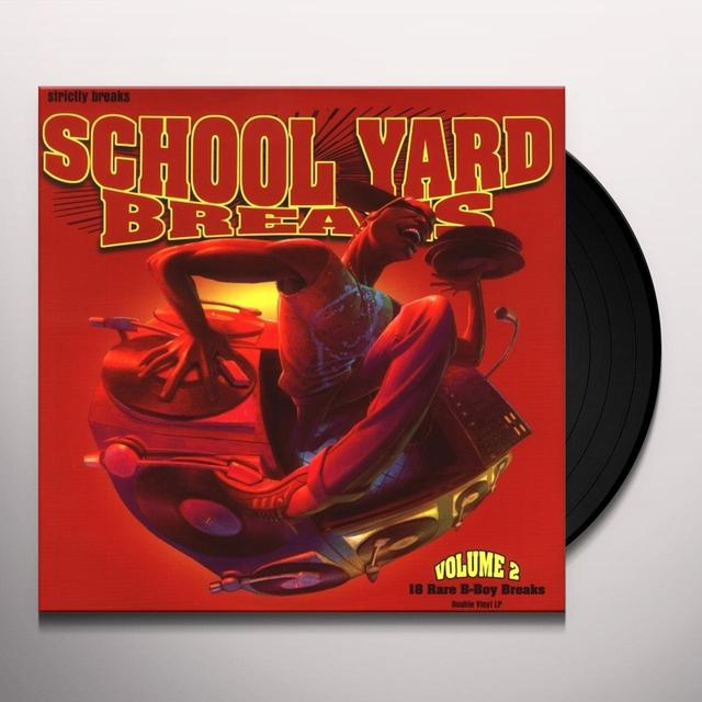SCHOOL YARD BREAKS 2 Vinyl Record