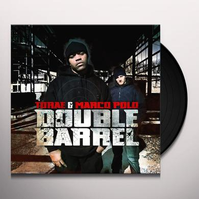 Marco Polo & Torae DBL BARREL Vinyl Record