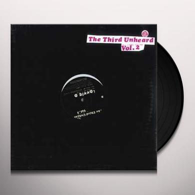 THIRD UNHEARD 2 Vinyl Record