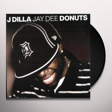 J Dilla DONUTS (SMILE COVER) Vinyl Record