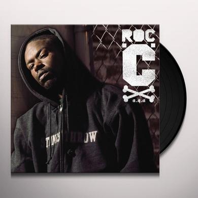 Roc C ALL QUESTIONS Vinyl Record