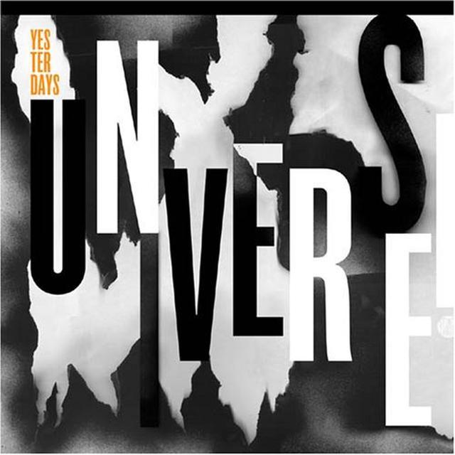 Ynq YESTERDAYS UNIVERSE Vinyl Record