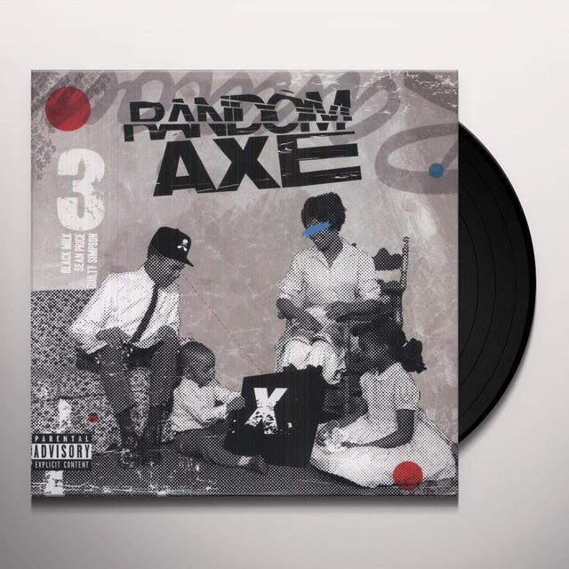 RANDOM AXE Vinyl Record
