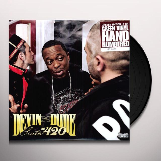 Devin The Dude SUITE 420 (Vinyl)