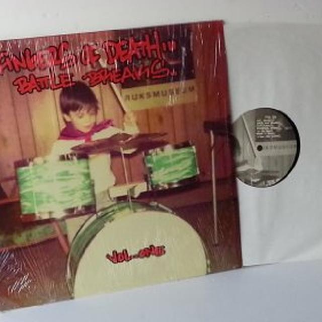 FIVE FINGERS OF DEATH 1 Vinyl Record
