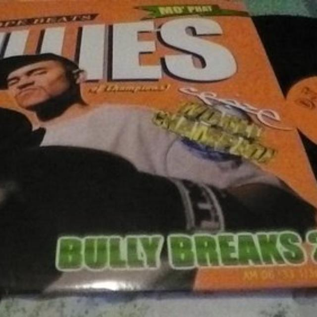 Dj Craze BULLY BREAKS 2 Vinyl Record