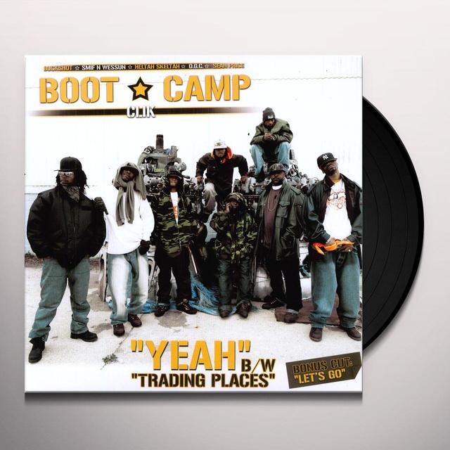 Boot Camp Clik YEAH Vinyl Record