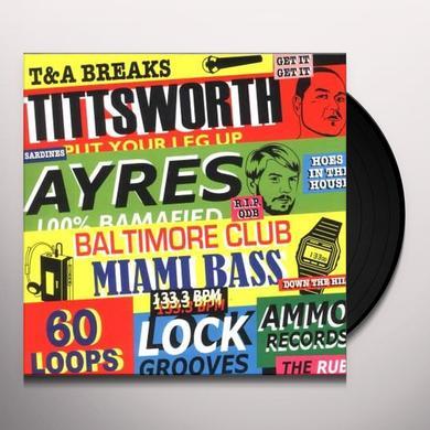 Tittsworth & Ayres T&A BREAKS Vinyl Record