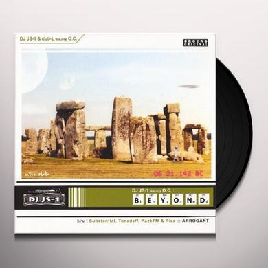 Oc BEYOND Vinyl Record