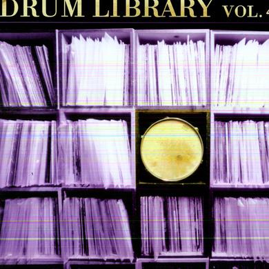 Paul Nice DRUM LIBRARY 4 Vinyl Record