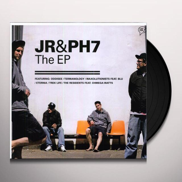 Jr & Ph7 EP Vinyl Record