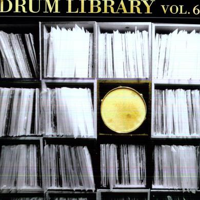 Paul Nice DRUM LIBRARY 6 Vinyl Record