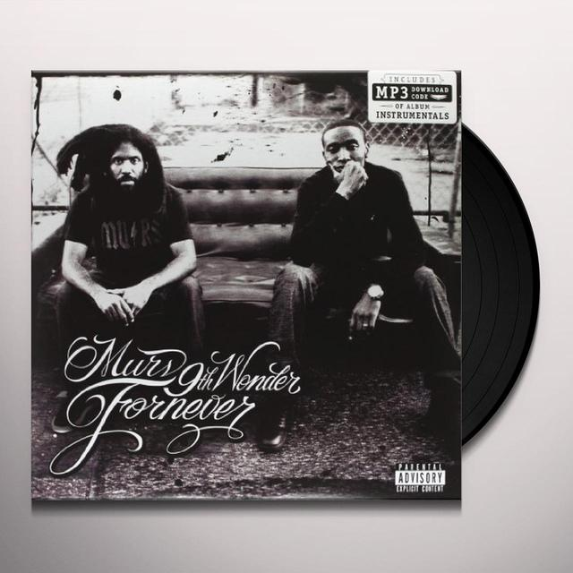 Murs & 9Th Wonder FORNEVER Vinyl Record