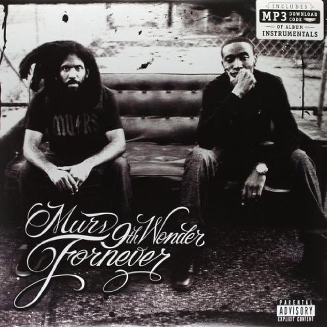 Murs & 9Th Wonder FORNEVER Vinyl Record