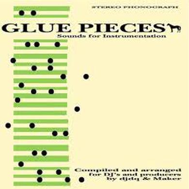 Djdq & Maker GLUE PIECES 1 Vinyl Record