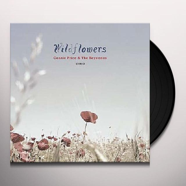 Connie Price WILDFLOWERS Vinyl Record