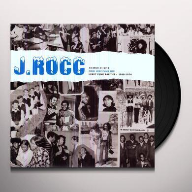 J-Rocc COLD HEAT FUNK MIX Vinyl Record